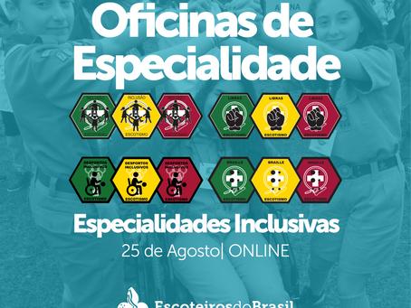 Especialidades Inclusivas - Agosto 2021