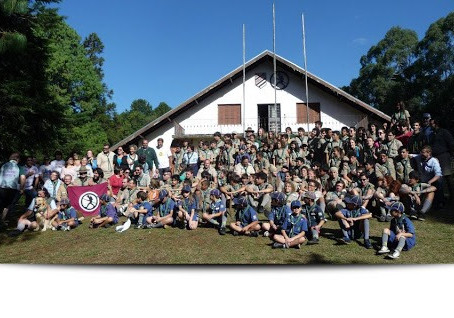 Nota em apoio ao Grupo Escoteiro Georg Black 001RS - Região Escoteira do Rio Grande do Sul