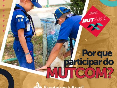 Por que participar do Mutcom?