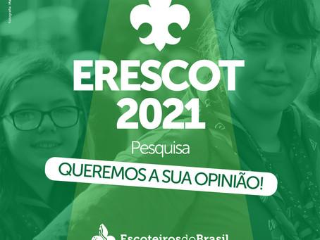 Pesquisa para o ERESCOT 2021