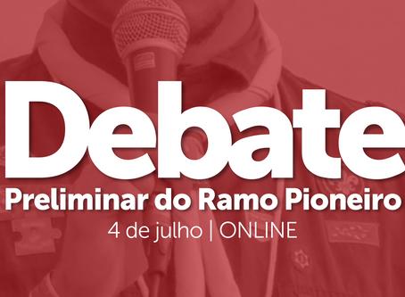 Debate Preliminar Pioneiro 2020