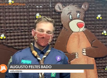 Escoteiros de Caxias do Sul seguem com projeto Marmita Solidaria