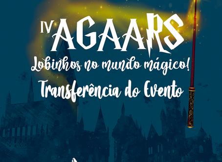 AGAARS 2020 | Transferência do Evento