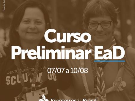Curso Preliminar EaD - 07/07 a 10/08