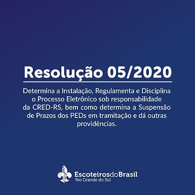 Resolução 02/2020
