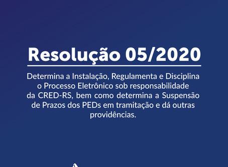 Resolução: Processos Éticos por Documentação Eletrônica