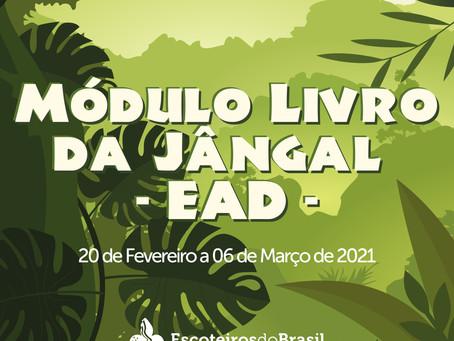 Módulo Livro da Jângal – EAD - 20/02 a 06/03