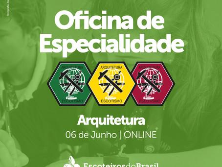 Oficina da Especialidade - Arquitetura