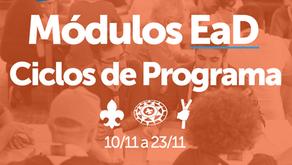 Módulos de Ciclo de Programa dos Ramos Escoteiro, Sênior e Pioneiro
