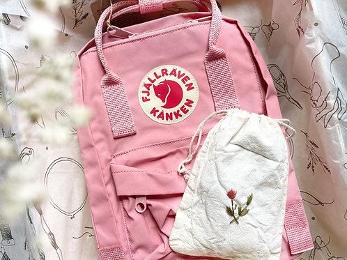 Mini Kanken Classic Embroidery Kit