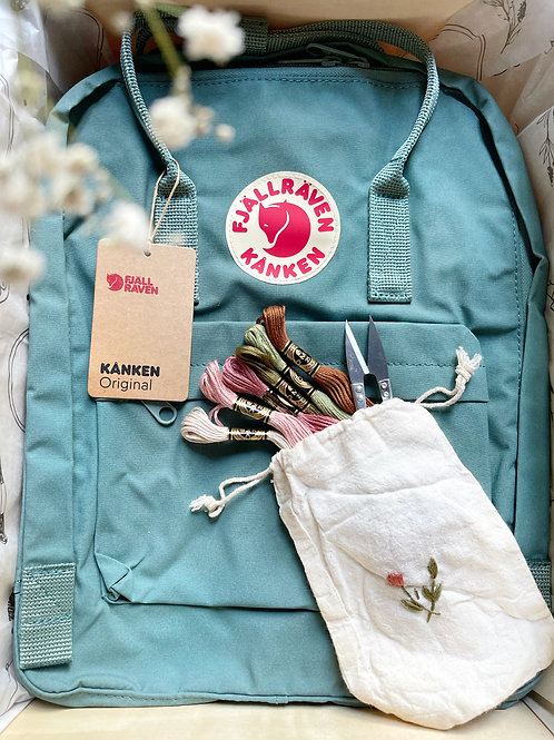 Kanken Classic Embroidery Kit
