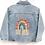 Thumbnail: Rainbow Denim Jacket