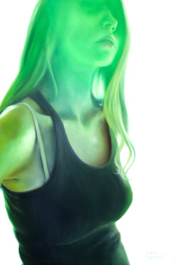 Becca in Green