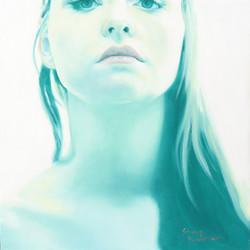 Jessica in Blue