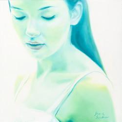 Kyra in Blue