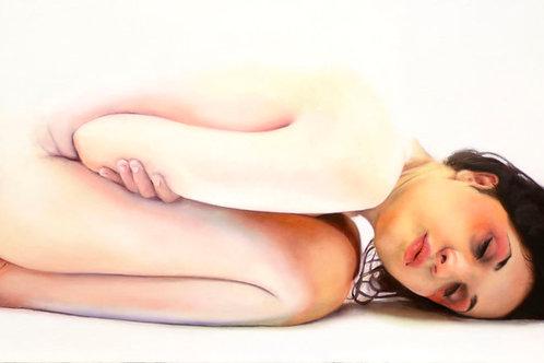 "Print of ""Freya in Color"""
