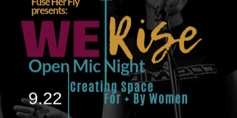 We Rise, A Women's Open Mic Night (WICKER PARK)