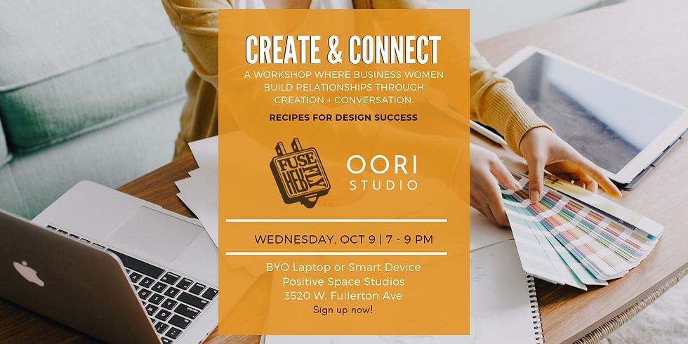 Create&Connect: Recipes for Design Success