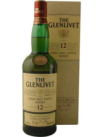 Glenlivet 12 Years 700 ml