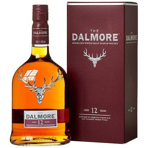 Dalmore 12 years 700 ml