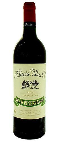 La Rioja Alta Gran Reserva 904- 2009