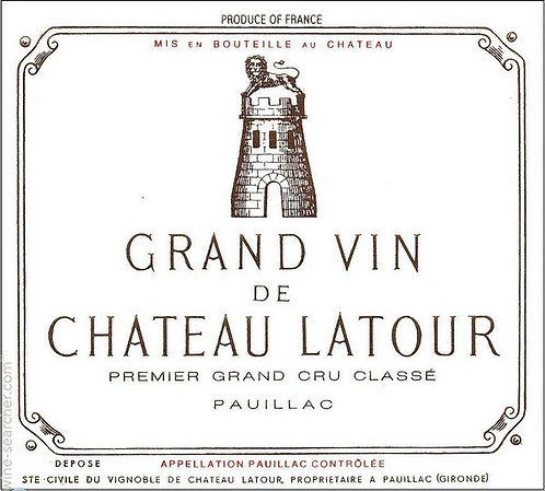 Chateau Latour 1994