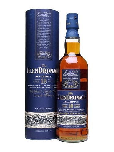 Glendronach 18 Years 700 ml