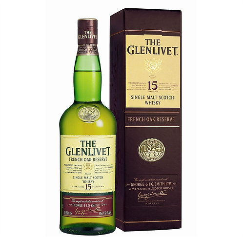 Glenlivet 15 Years 700 ml
