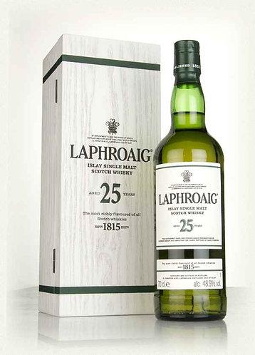 Laphroaig 25 Years 700 ml