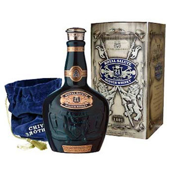 Chivas Regal 21 Years Royal Salute