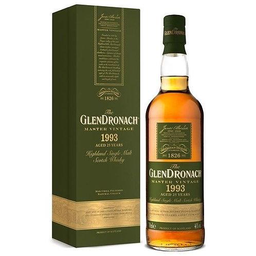 Glendronach 25 Years 700 ml