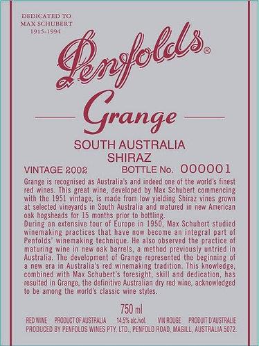 Penfolds Grange 2005