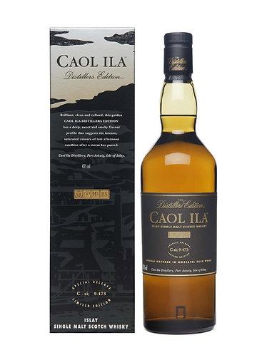 Caol Ila Distillers Edition 700 ml