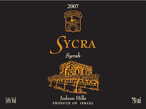 Clos De Gat Sycra Syrah 2015