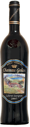 Chateau Golan Cab. S 2017