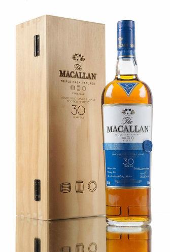 Macallan 30 Fine Oak 700 ml