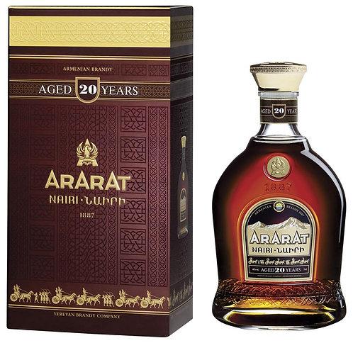 Ararat 20 years 700 ml