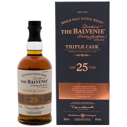 Balvenie 25 Years Triple Cask 700 ml