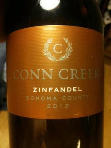 Conn Creek Zinfandel 2013