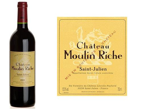 Chateau Moulin Riche 2015 Kosher