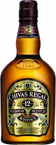Chivas Regal 12 1 L