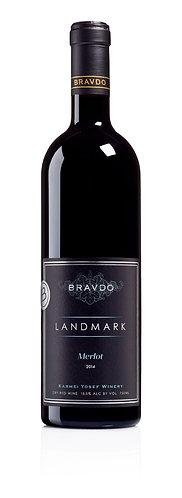 Bravado Lendmark Merlot 2015 750 ml