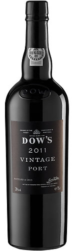 Dow's Vintage 2011