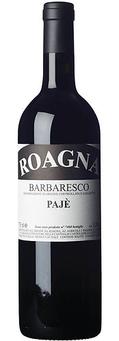 Roagna Barbaresco Paje 2014