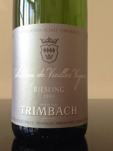 Trimbach Riesling 2009 Selection