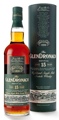 Glendronach 15 Years 700 ml