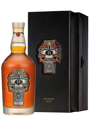 Chivas Regal 25  700 ml