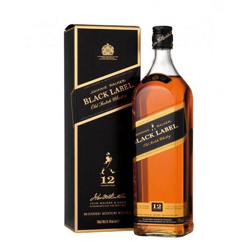 Johnnie Walker Black Label 0.7