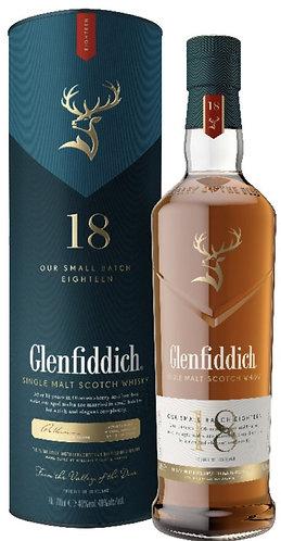 Glenfiddich 18 Years 700 ml