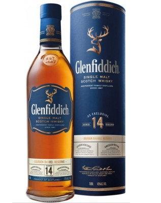 Glenfiddich 14 Years 700 ml